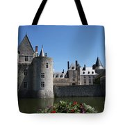 Chateau De Sully-sur-loire View Tote Bag
