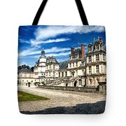 Chateau Fontainebleau - France Tote Bag