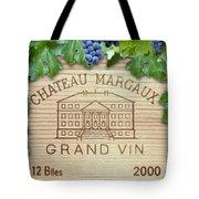 Chateau Margaux Tote Bag
