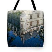 Chateau Reflection Tote Bag