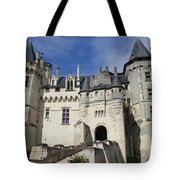 Chateau Saumur  Tote Bag
