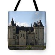 Chateau Saumur - France Tote Bag