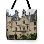 Chateau Usse Tote Bag