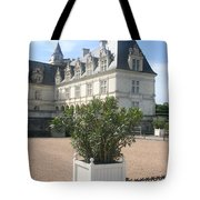 Chateau Villandry View Tote Bag