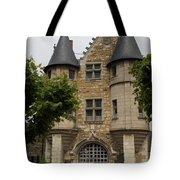 Chatelet - Chateau D'angers  Tote Bag