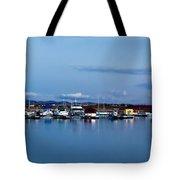 Chatfield Marina Tote Bag
