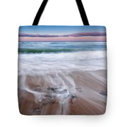 Chatham Sunset Tote Bag by Bill Wakeley