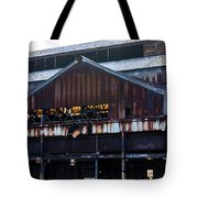 Chattanooga Pipe And Whetland Warehouse 12 Tote Bag