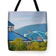 Chattanooga View Tote Bag