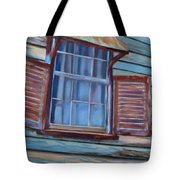 Chattel House Tote Bag