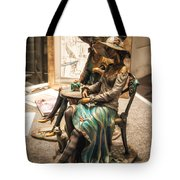Chatting Ladies Of Royal Street Tote Bag