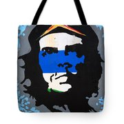 Che Guevara Picture Tote Bag
