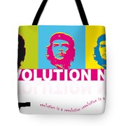 Che Guevara - Revolution Now Tote Bag
