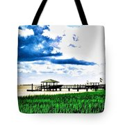 Chechessee River Style Tote Bag