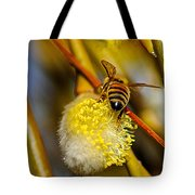 Check Out My Beehind Tote Bag