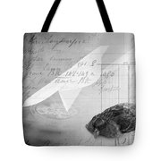 Check Out Tote Bag