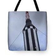 Checkered Tote Bag