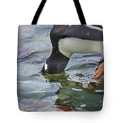Checking For Orca... Tote Bag