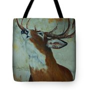 Checking Scent Limb Tote Bag