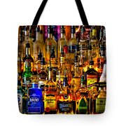 Cheers - Alcohol Galore Tote Bag