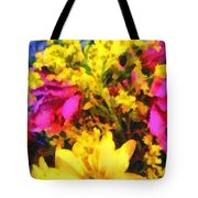 Cheers Tote Bag by Janine Riley