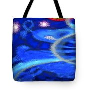 Cheers To A New Year Tote Bag