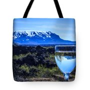 Cheers To Iceland Tote Bag