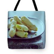Cheese Puffs Tote Bag