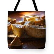 Cheese Selection Tote Bag