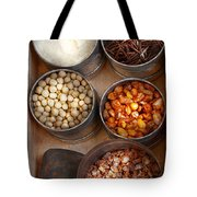 Chef - Food - Health Food Tote Bag by Mike Savad
