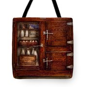 Chef - Fridge - The Ice Chest  Tote Bag