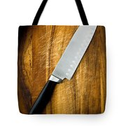 Chef's Knife Tote Bag