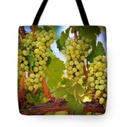 Chelan Grapevines Tote Bag