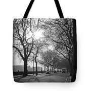 Chelsea Embankment London 2 Uk Tote Bag