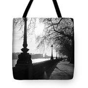 Chelsea Embankment London Uk 5 Tote Bag