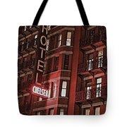 Chelsea Hotel Tote Bag