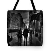 Chelsea Rain Tote Bag