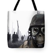 Chemical Landscape Tote Bag