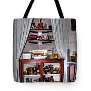 Chemist's Corner - Remedies And Potions Tote Bag