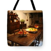 Chenonceau Kitchen  Tote Bag