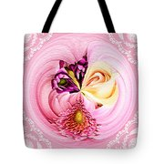 Cherished Bouquet Tote Bag