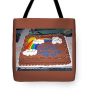 Celebration To Cherished Friends Tote Bag
