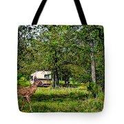 Cherokee Lake Thousand Trails Preserve Tote Bag