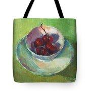 Cherries In A Cup #2 Tote Bag
