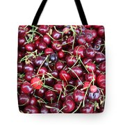 Cherries In Des Moines Washington Tote Bag