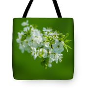 Cherry Blossom Featured 3 Tote Bag