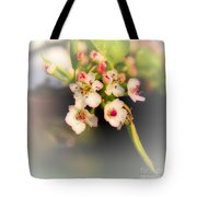 Cherry Blossom Flowers Tote Bag