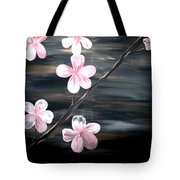Cherry Blossom  Tote Bag by Mark Moore