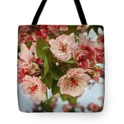 Cherry Blossom Pink Tote Bag