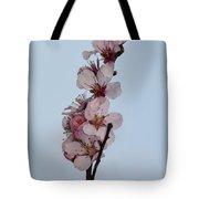 Cherry Blossom Sprig Tote Bag